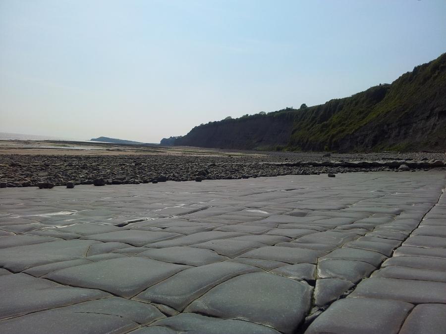 South Wales Rocky Beach