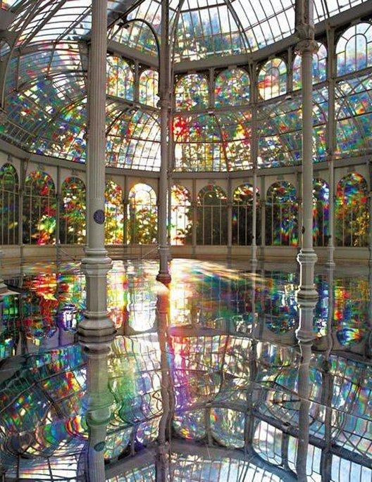 Crystal Palace, Spain