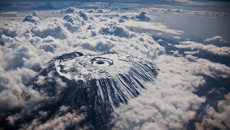 Kilimanjaro from Above