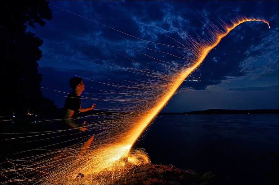 Long Exposure Rocket