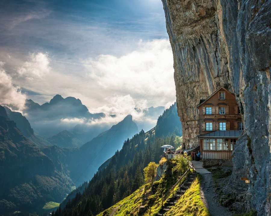 Hotel in Switzerland