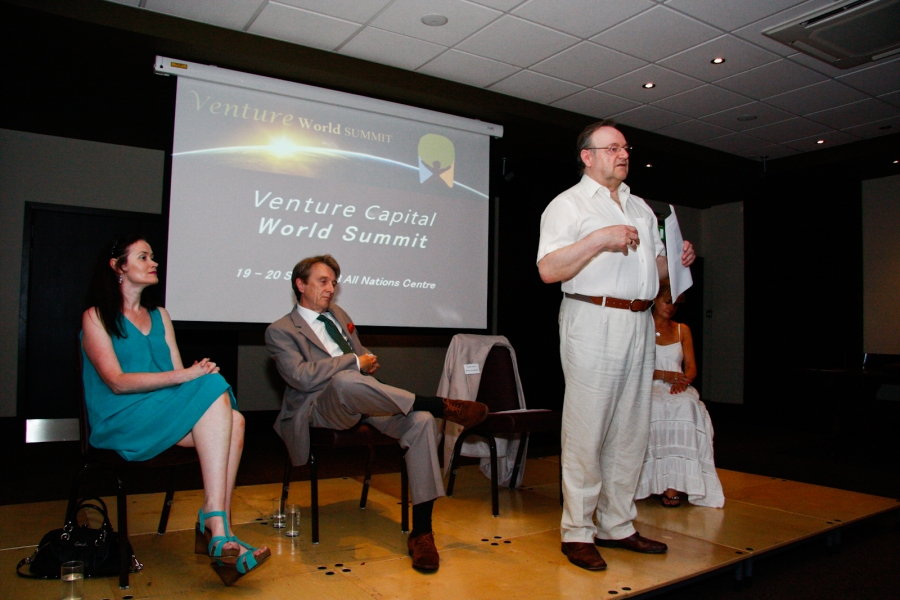 Venture Capital World Summit Presentation Taster