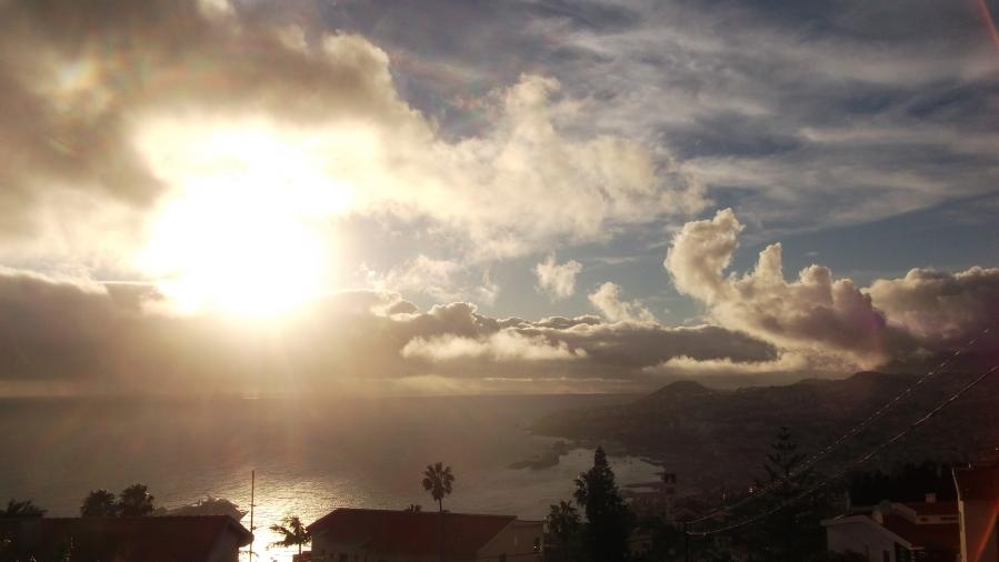Madeira Funchal Bay Sunset