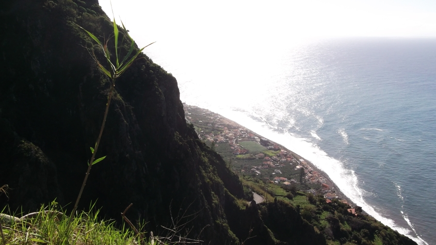Madeira Island Mountain View