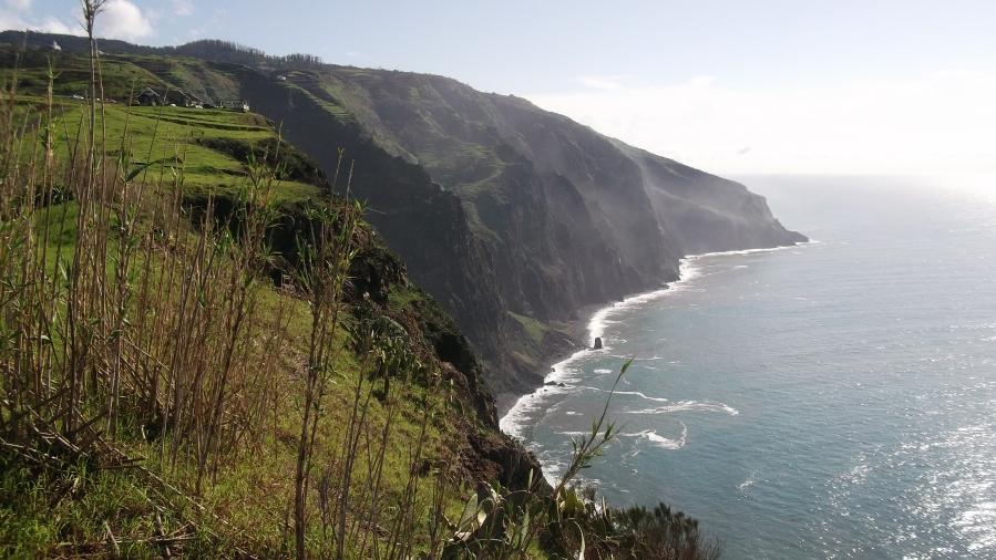 Madeira Island Mountain View