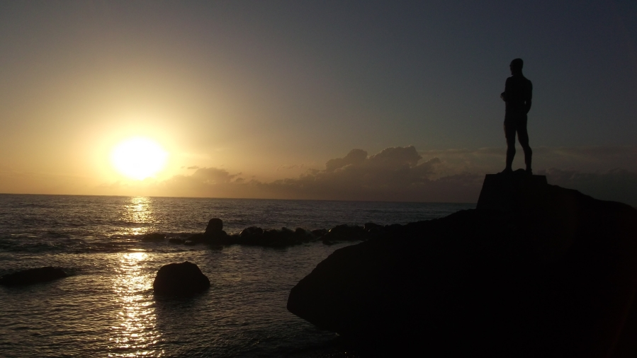 Madeira Island Sunset View
