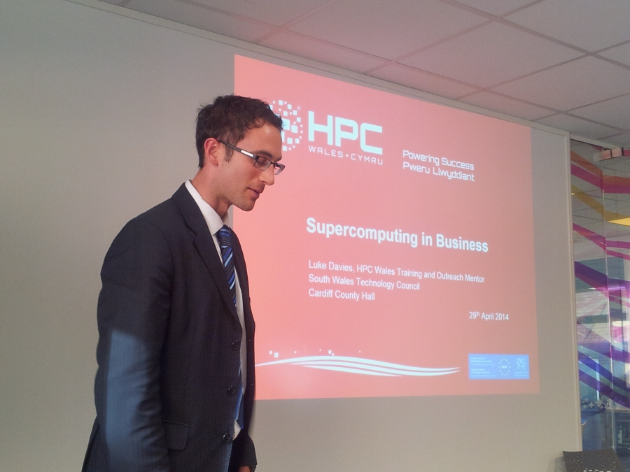 South Wales Technology Council HPC Wales