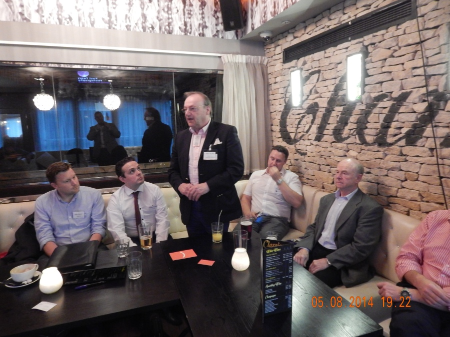 Cardiff Open Coffee by Open Business ClubCardiff Open Coffee by Open Business Club