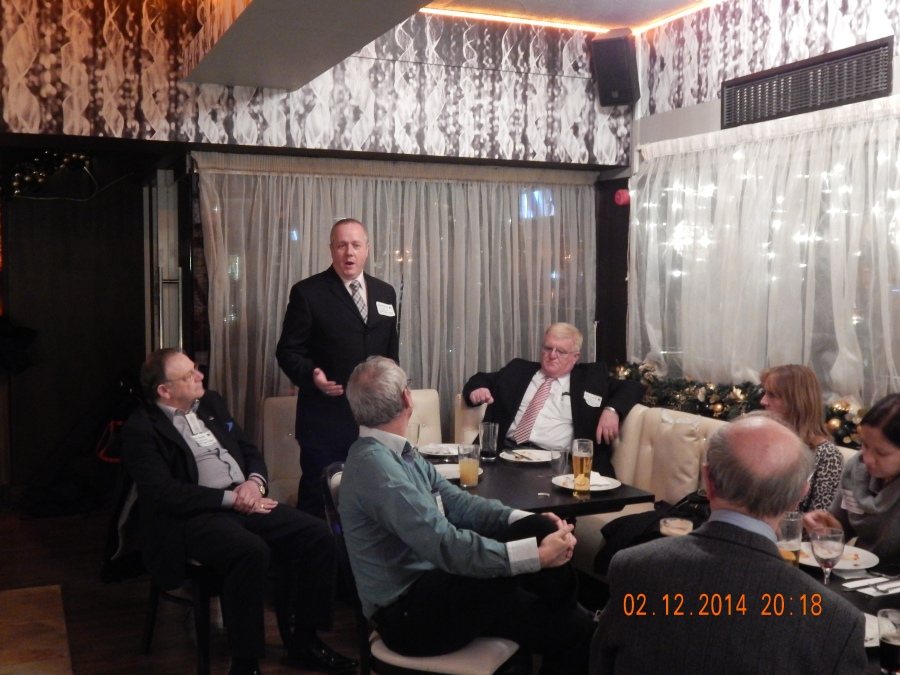 Cardiff Business Network Open Coffee