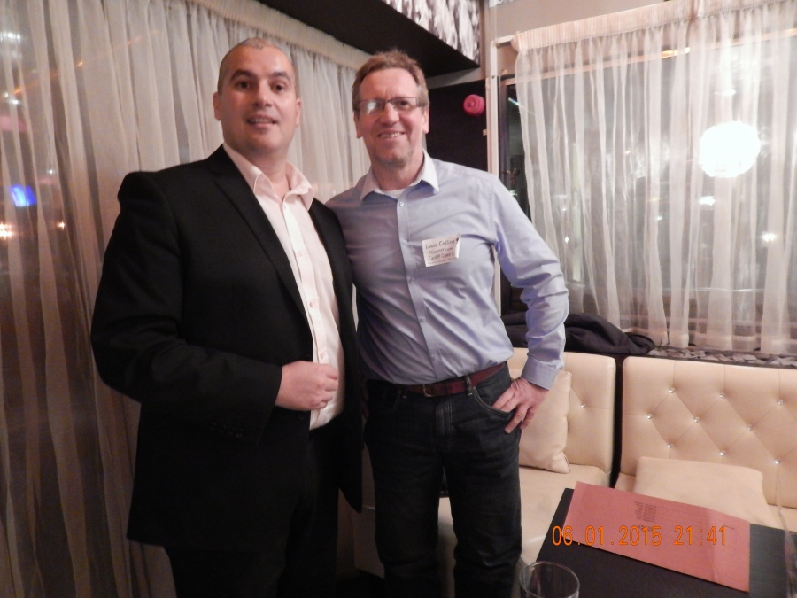Cardiff Business Network 1Cardiff.com Event January 2015