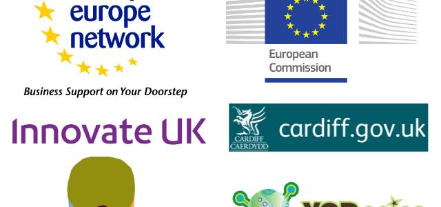 Cardiff Startup Europe Week Sponsors