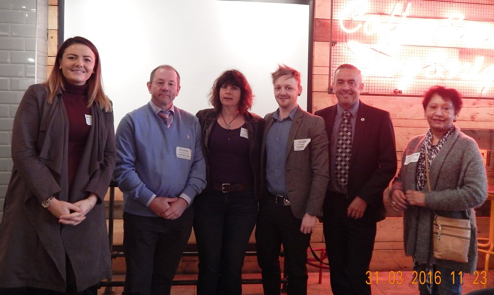 Cardiff Business Network Hero Business Club