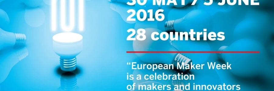 European Maker Week