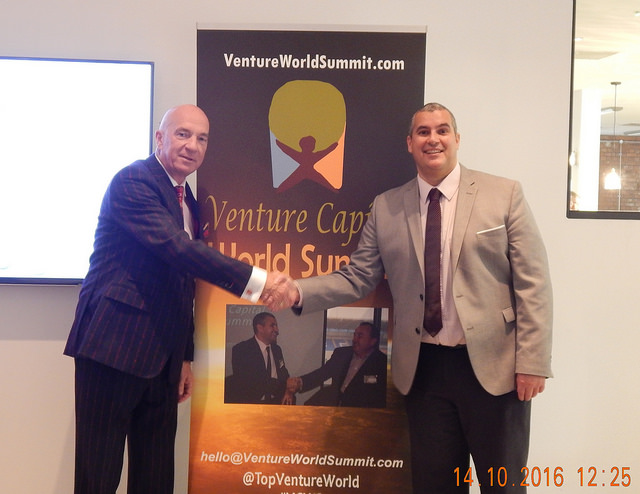 Cardiff Venture Capital World Summit 2016