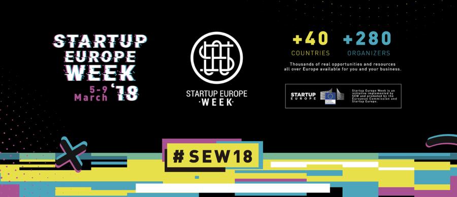 Startup Europe Week 2018 Cardiff