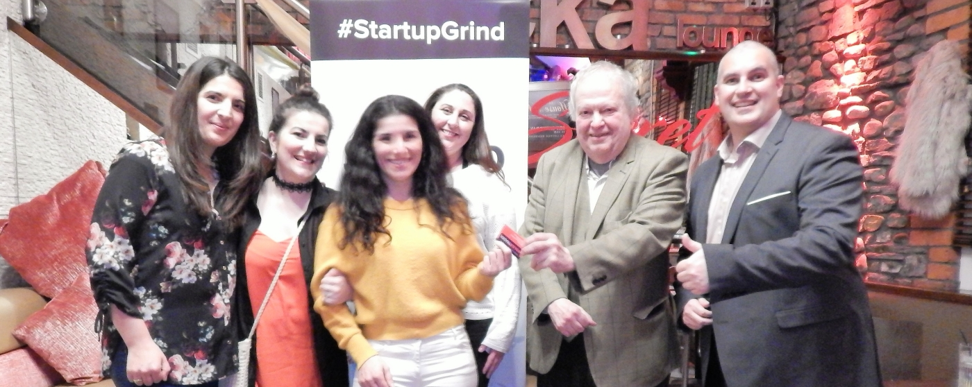 Startup Grind Cardiff Networking Events