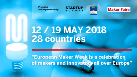 European Maker Week Cardiff 2018