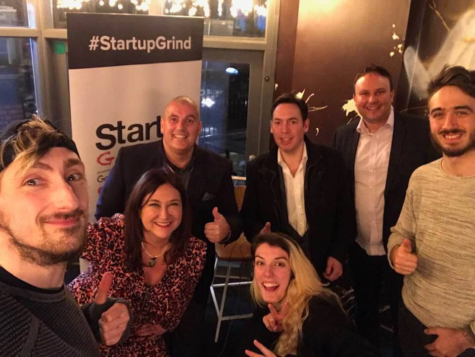 Startup Grind Cardiff January 2019