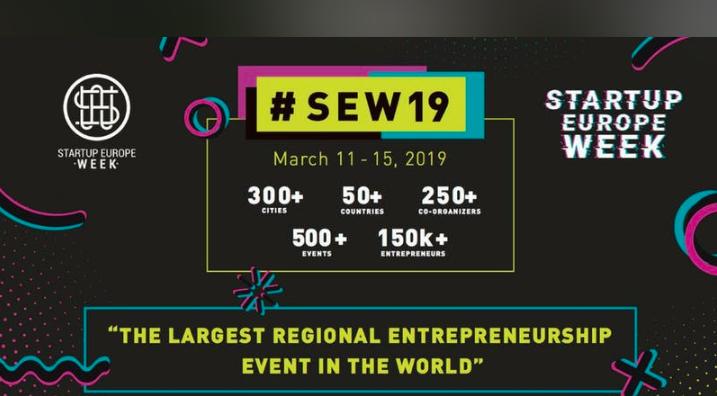 Startup Europe Week Cardiff 2019